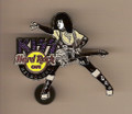 Hard Rock Cafe 06 Melbourne Paul Stanley Kiss Pin