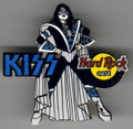 KISS Hard Rock Cafe Pin 2005 Las Vegas Ace Frehley