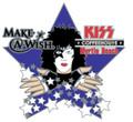 KISS Coffeehouse Paul Stanley Make A Wish Foundation Collector Pin