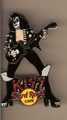 Hard Rock Cafe STUN 06 Gene Simmons Kiss Pin