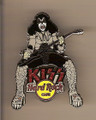 Hard Rock Cafe 06 Destroyer Tour Gene Simmons Kiss Pin
