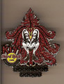 Hard Rock Cafe 07 Carnival Party Gene Simmons Kiss Pin