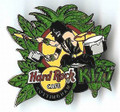 Hard Rock Cafe 05 Nottingham Peter Criss Pin