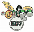 Hard Rock Cafe ARRAY Peter Criss 2006 Pin