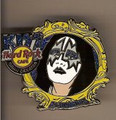 Hard Rock Cafe 06 Gran Canaria Ace Frehley Kiss Pin
