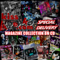 KISSFreaks.com Special Delivery Magazine Fanzine Collection CD