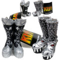 Gene Simmons & Paul Stanley Boots Resin Christmas Ornament Set