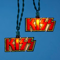 KISS Logo Christmas Light Set