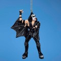 Gene Simmons Demon 4.9 Inch Resin Christmas Ornament