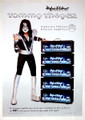 Tommy Thayer Hughes & Kettner 2008 Amp Promo Poster