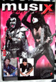 MusiX Magazine Germany 2008 Gene Simmons and Paul Stanley