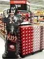 Gene Simmons Dr. Pepper Standee