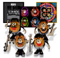 KISS 2011 Hottest Show On Earth Mr. Potato Head Collectors Set