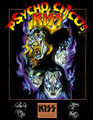 Psycho Circus Mcfarlane Comic Commerative Framed Poster
