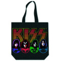 KISS Logo Solo Faces Bag