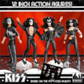 KISS RETRO First Album 12 Inch Action Figures Series 2