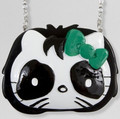 Hello Kitty Face Necklace