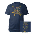 KISS Navy Kruise I Was There Tshirt