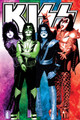 KISS Colors Poster