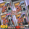 KISS Sonic Boom 8 Inch Action Figures Series 3