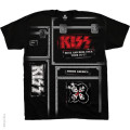 KISS Crew Road Cases Tshirt