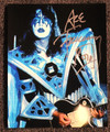 Ace Frehley Signed KISS Dynasty Photo