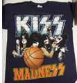 KISS March Madness New Orleans Event Tshirt 2012 Final Four