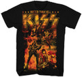 Hotter Than Hell New Live TShirt