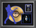 KISS Ace Frehley Shadow Gold Award