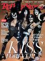 Rolling Stone KISS Magazine