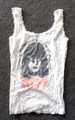 KISS Junk Food Paul Stanley Ruffled Tank Shirt