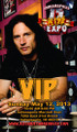 2013 Indianapolis KISS Expo VIP Pass