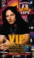 2013 Indianapolis KISS Expo VIP Pass