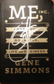 Me, Inc. Gene Simmons Signed Book