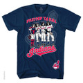 KISS Cleveland Indians Dressed To Kill Tshirt