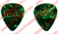 Paul Stanley St. Patrick's Day Hollywood Florida Guitar Pick