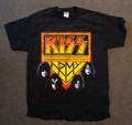 KISS Army Solo Faces Tshirt
