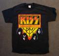 KISS Army Solo Faces Tshirt