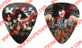 101012 KISS Monster Late Show Guitar Pick Set