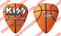 033012 Eric Singer KISS New Orleans Basketball Guitar Pick