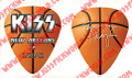 033012 Tommy Thayer KISS New Orleans Basketball Guitar Pick