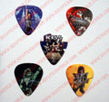 KISS 2013 Finland Commemorative Pick Set