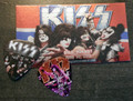 063012 KISS Oslo Paul Stanley Guitar Pick