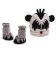 KISS Gund Demon Baby Cap & Booties set
