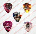 KISS 2013 Czech Republic Commemorative Pick Set