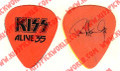 Paul Stanley Orange Promo Guitar Pick