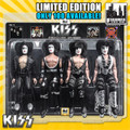 KISS Limited Edition 8 Inch Figure Four-Packs: Starchild Edition