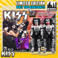 "KISS Limited Edition 8 Inch Figure Two-Packs: The Demon ""Monster"" Edition"