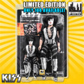 "KISS Limited Edition 8 & 12 Inch Figure Two-Packs: The Starchild ""Monster"" Feather Variants"
