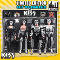 KISS Limited Edition 8 Inch Figure Four-Packs: Demon Edition